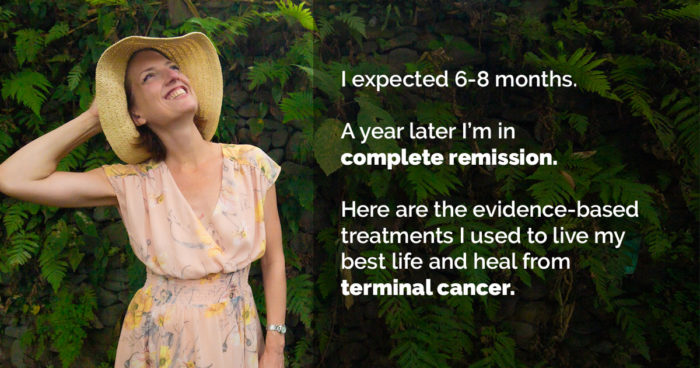How a metabolic approach healed my terminal cancer