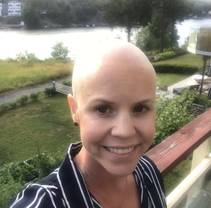 Ida's Healing Journey against stage 4 ovarian cancer